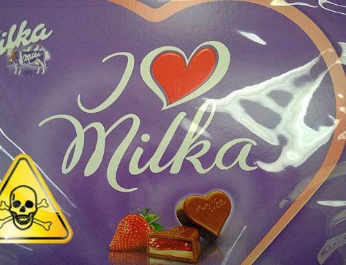 Čokolada in čokoladni izdelki – POZOR! (2. del)