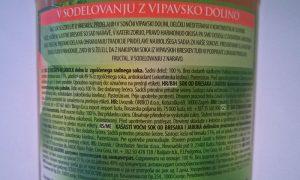 Fructal Vipavske breske