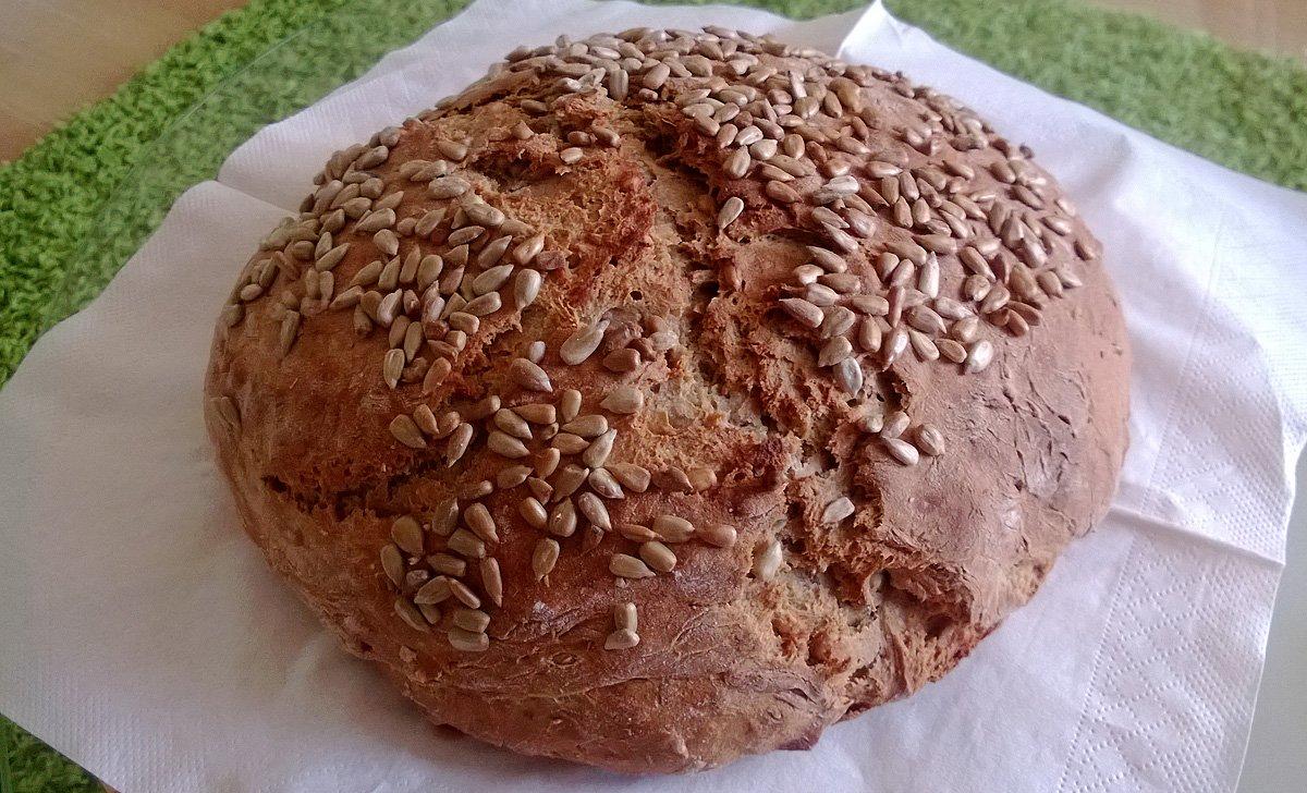 polnozrnati kruh