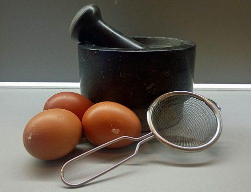 Kalcij iz jajčne lupine