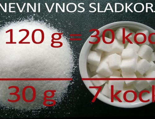 Sladkor – razvada in droga?