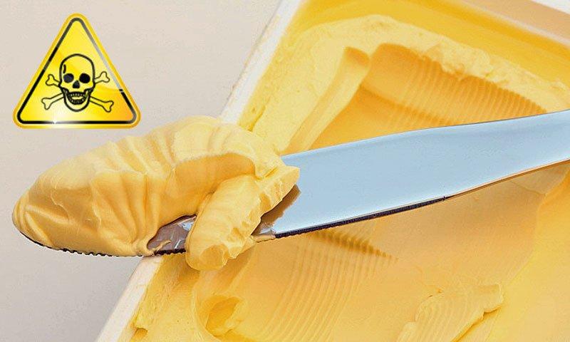 Nezdrava hrana - Margarina in trans maščobe