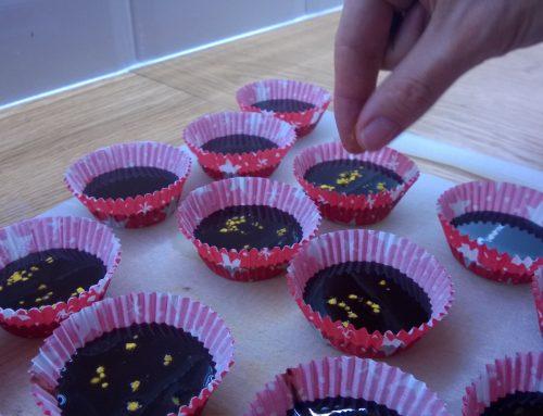 Domača čokolada – preprost recept