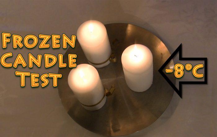 Zamrznjena sveča