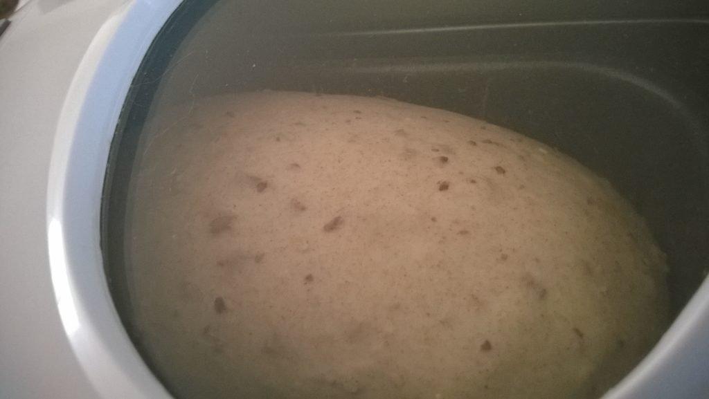 Aparat za peko kruha - vzhajanje