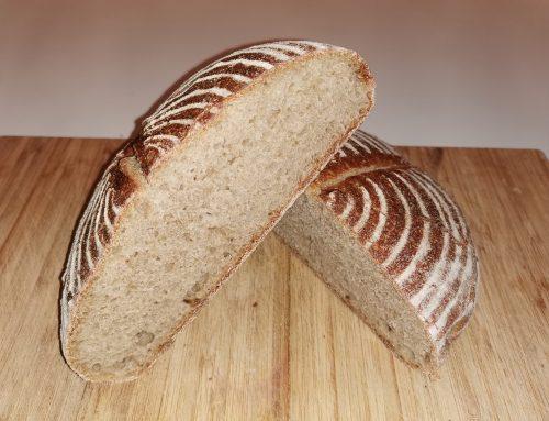 Kruh z droži – recept za vsak dan