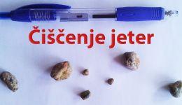 Čiščenje jeter